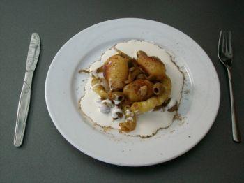 Foto Rezept Griechische Kartoffeln