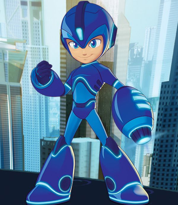 DHX Brands & Dentsu Entertainment Strike Master Toy Deal With Jakks For New Mega Man Series