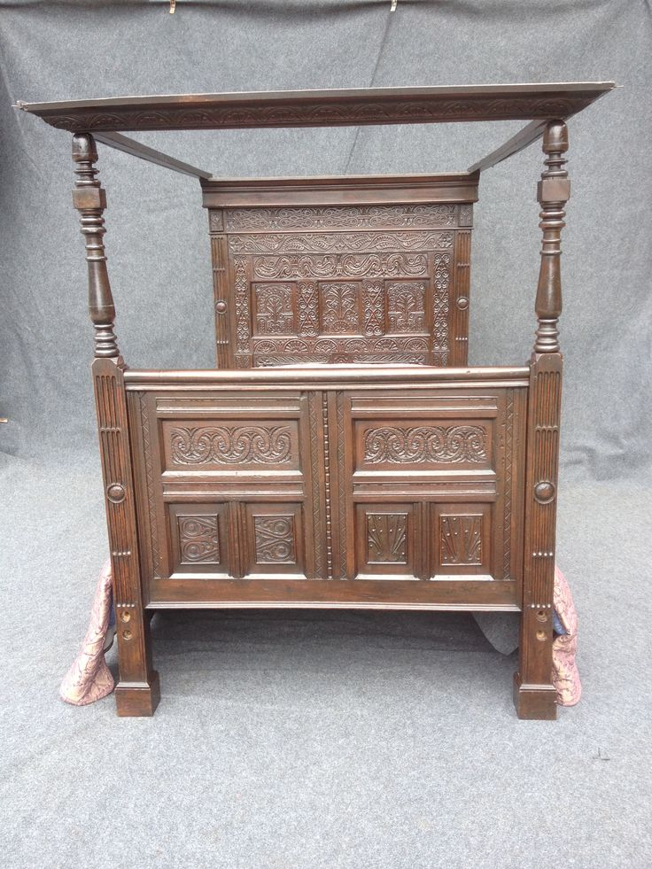 18th Century Period Oak 4 Poster Double Bed http   www loveantiques. 26 best 18th Century Furniture images on Pinterest   18th century