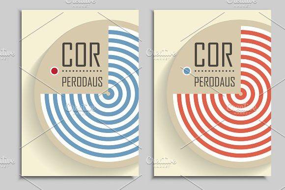 91 Best Geometric Brochure Design Images On Pinterest Brochure