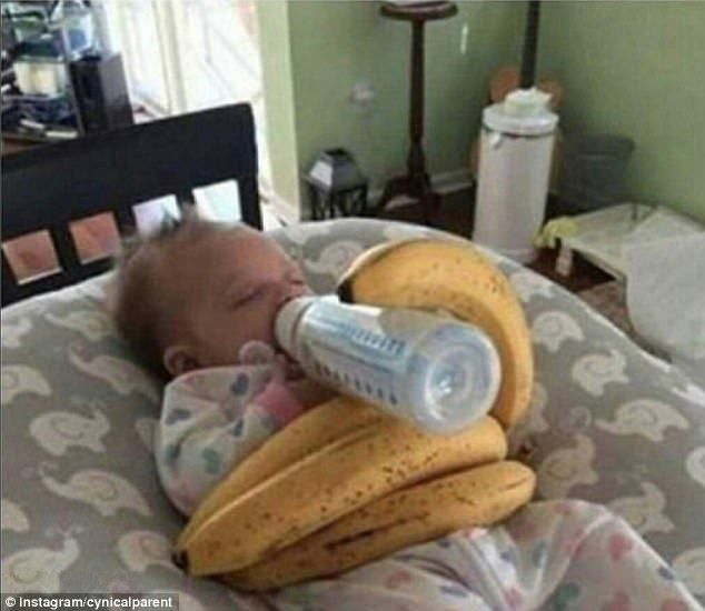 Αστείες εικόνες από ευρηματικούς μπαμπάδεςστην ανατροφή των παιδιών