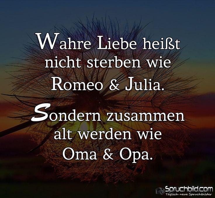 Wahre Liebe heißt...