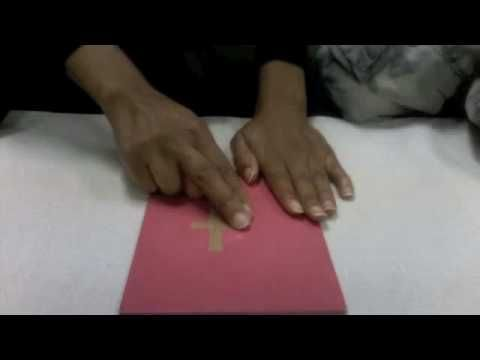 Preschool Montessori Sand Paper letters - Introducing sounds of letters