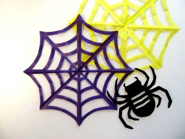 ハロウィンに切り絵で飾り付け 子どもでもできる簡単な作り方