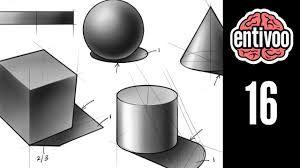 Image result for figuras geometricas a lapiz