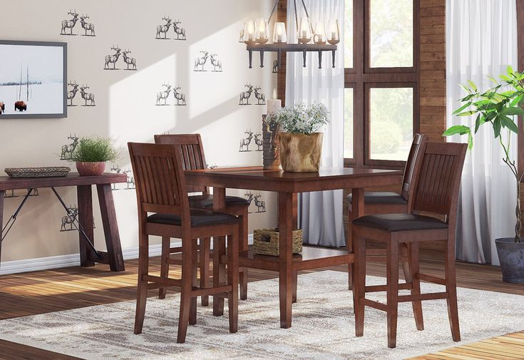Find Out About Dining Table With Bench Seats Click The Link For More Our Web Images Are A M Counter Height Dining Sets Pub Table And Chairs Dining Room Sets