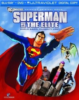 """""""Truth, Justice & The American Way"""" zijn de welbekende waarden en principes waar Superman sinds jaar en dag voor staat. Maar zijn deze nog wel relevant in de wereld van vandaag? In Superman Vs The Elite wordt er een antwoord op deze vraag geboden wanneer de man van staal het moet opnemen tegen een nieuw team superwezens die er wel een heel andere aanpak op nahouden. Brainfreezer Arno neemt DC's nieuwste animatiefilm onder de loep."""