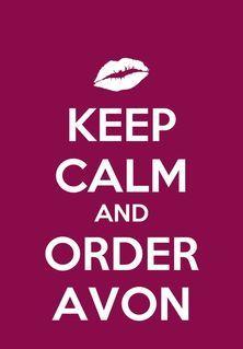 Contact me for all your Avon needs.  http://spwolfe.avonrepresentative.com/