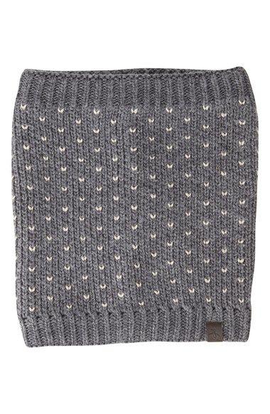 Original Penguin Bird's Eye Knit Cowl Neckwarmer