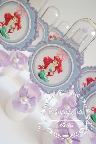 Tubete Princesa Ariel