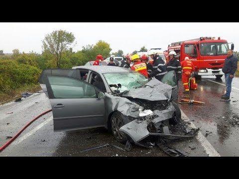 Accident mortal lângă Urziceni