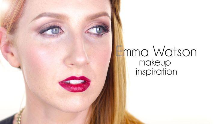 emma watson makeup tutorial - photo #5