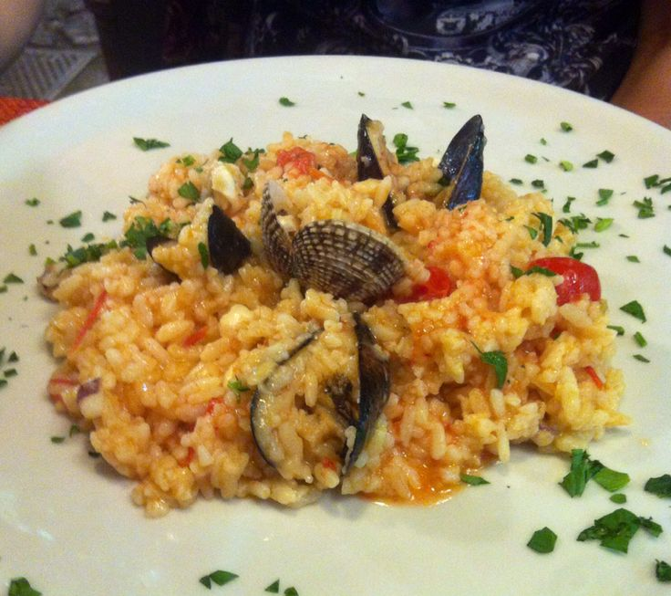 Piatto Mediterranean Kitchen: 38 Best Images About Risotto!! Il Mio Piatto Preferito On