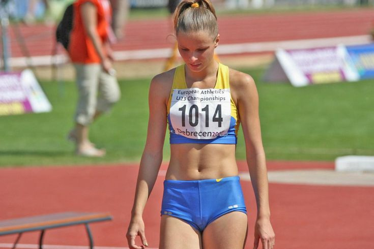 Sexy teen track and field pictures where