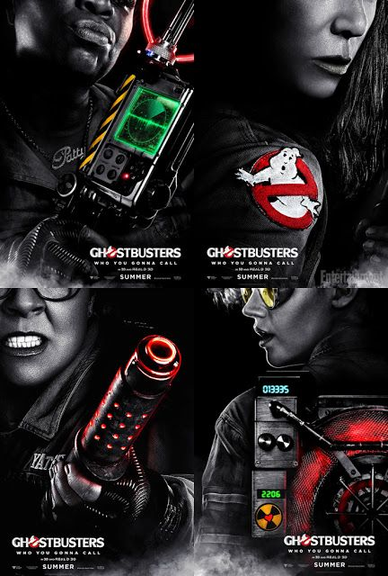 "CINEMA 84: Primer Trailer de ""Ghostbusters"""