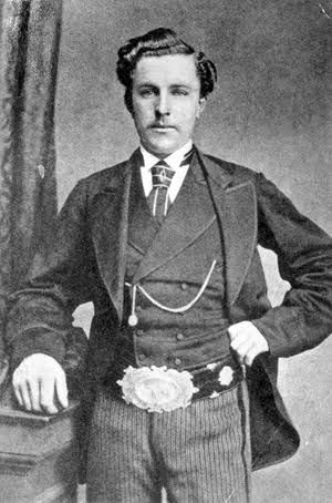 Image result for young tom morris