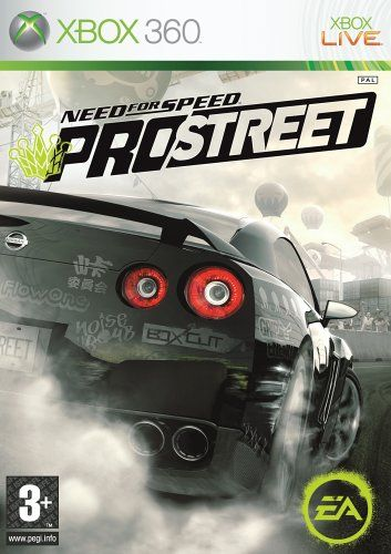 From 0.23:Need For Speed: Prostreet (xbox 360)