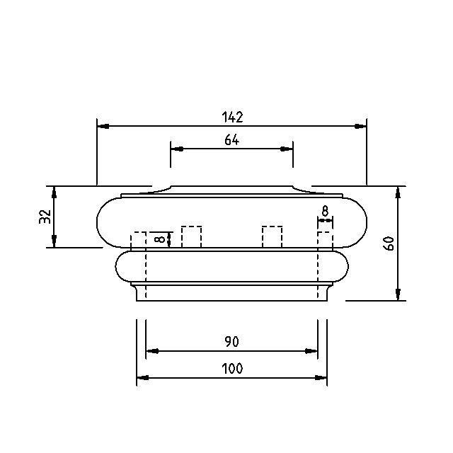 Best Timber Newel Post Caps Stair Post Tops Jn136R Stair 640 x 480