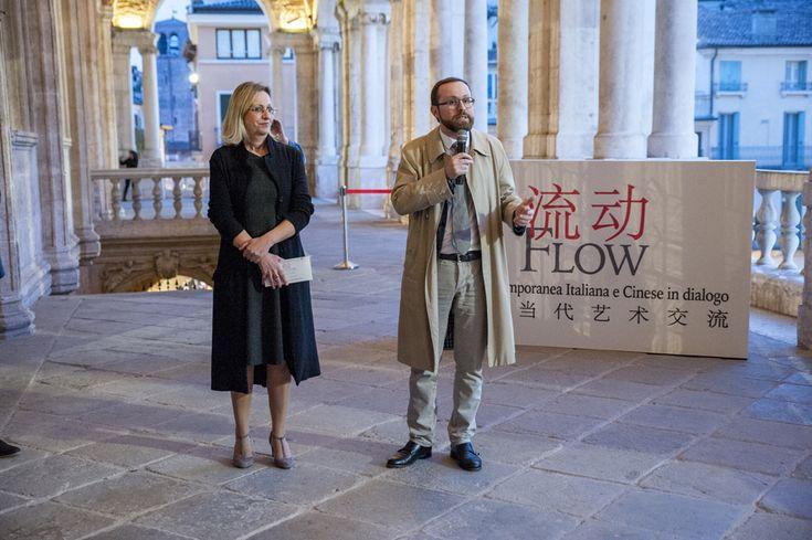 Ha preso il via ufficiale con il vernissage del 24 Marzo 2017 presso la Basilica Palladiana di Vicenza il progetto Flow. Arte contemporanea Italiana e Cinese in dialogo. Una giornata ricca di appuntamenti, di incontri, di scambi di opinioni e nuove idee, nel pieno spirito della mostra. Come da consuetudine il progetto è stato presentatoContinue Reading