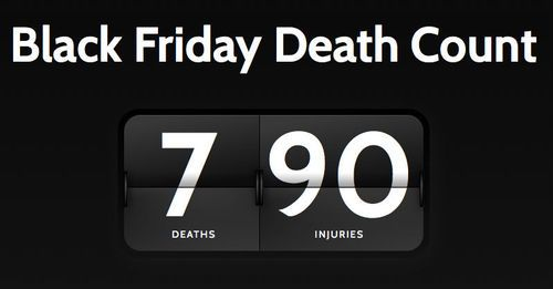 Black Friday Death Count Unearths Shopping Horror Stories