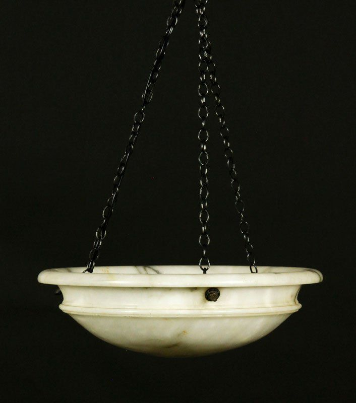 1920s marble hanging light fixture saint mary 39 s pinterest