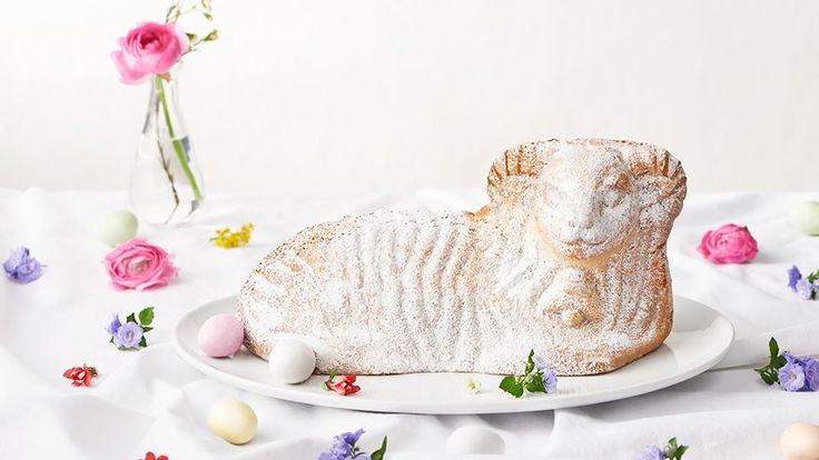 Na našich stránkách kuchynelidlu.cz najdete recept na velikonočního beránka, který bude ozdobou každé sváteční tabule. Připravte ho tentokrát podle receptu z Lidl Cukrárny.