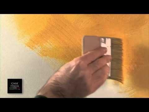 Ucic Bianca Colors Argento Vulcano - Effetto pennellato