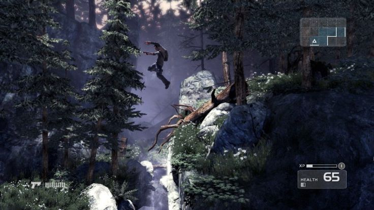 Chair Entertainment remasters Shadow Complex for PC, Xbox One and PS4 #startups