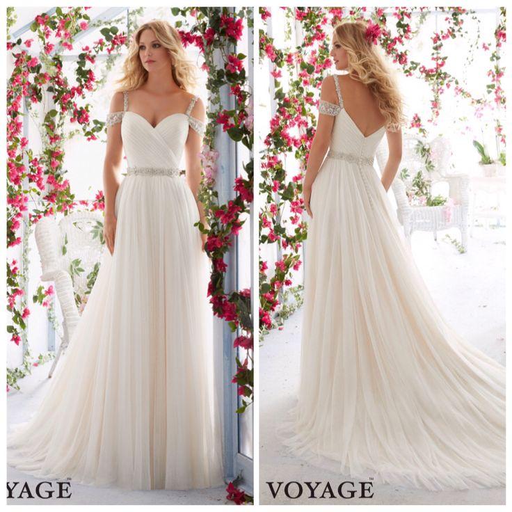 21 best Wedding dress - M&T images on Pinterest | Wedding frocks ...