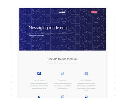 """Check out new work on my @Behance portfolio: """"UI/UX for Jusibe.""""…"""