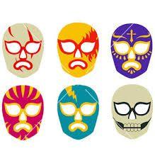 mexican wrestler mask - Google Search