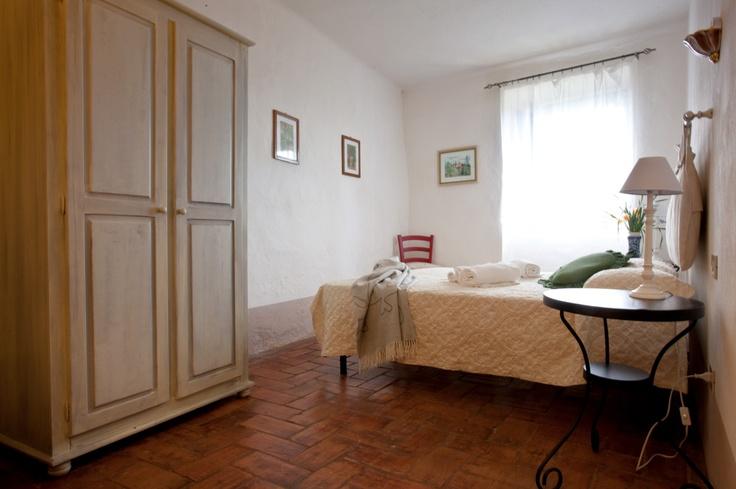 Camera matrimoniale di Posta, appartamento per 3 persone