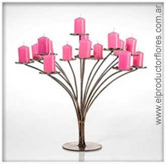 arbol velas 2