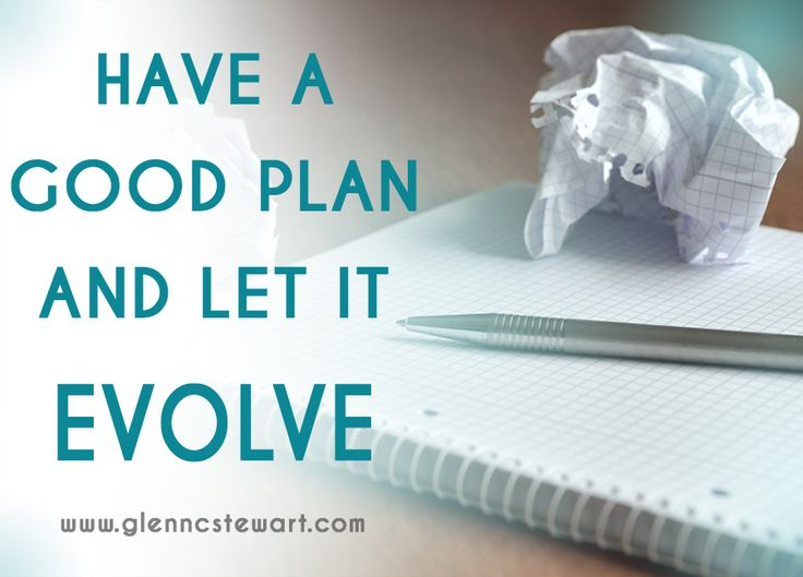 Leadership Tips: Why a Good Plan & Letting Go are Important