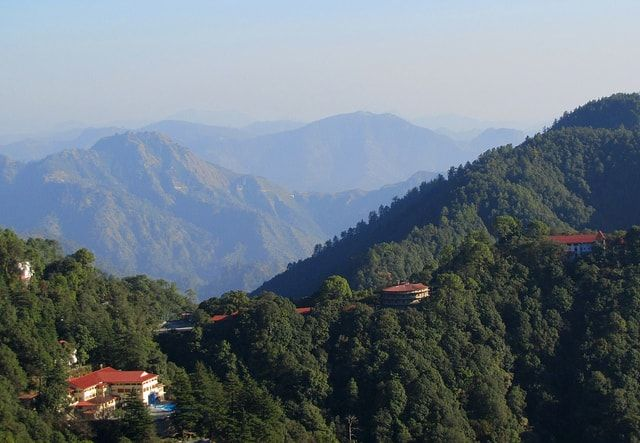 mussoorie honeymoon destination