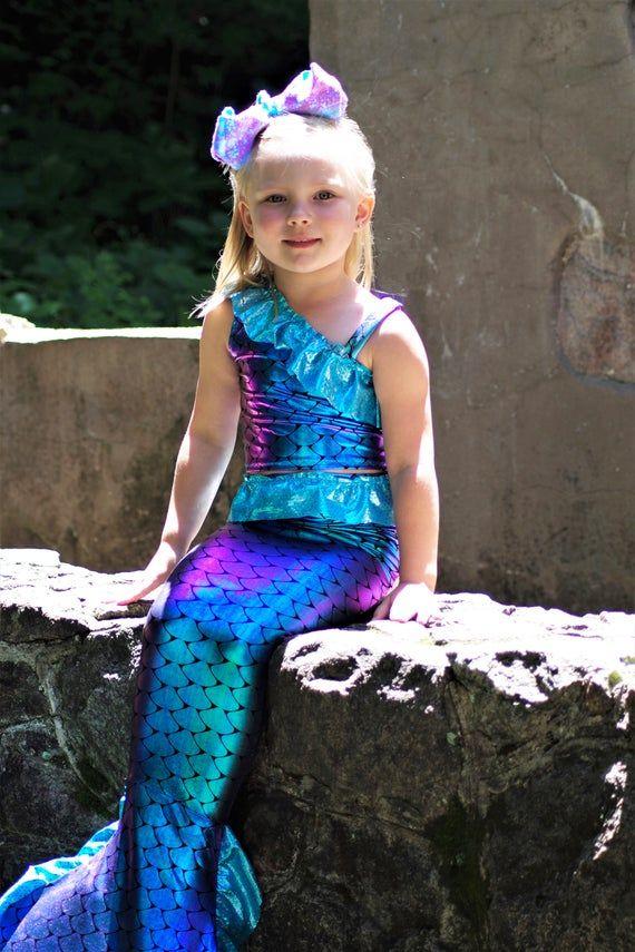 19+ Mermaid dress for girls ideas information