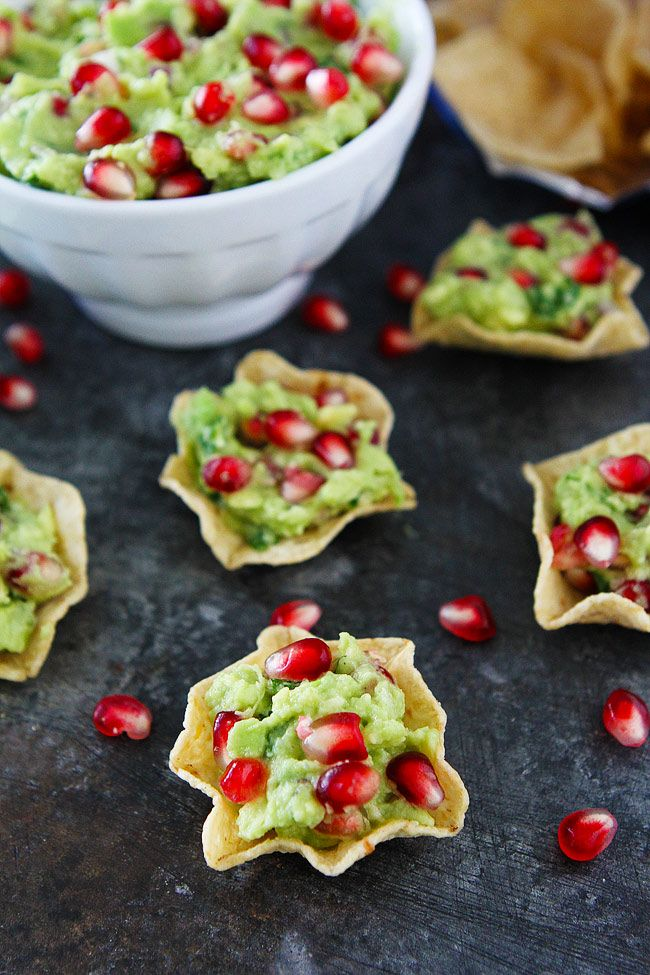 festive guacamole whet your appetite zers pinterest christmas appetizers recipes and food ideas - Pinterest Christmas Appetizers