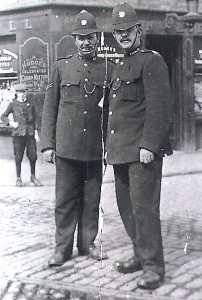 police officers 1920s