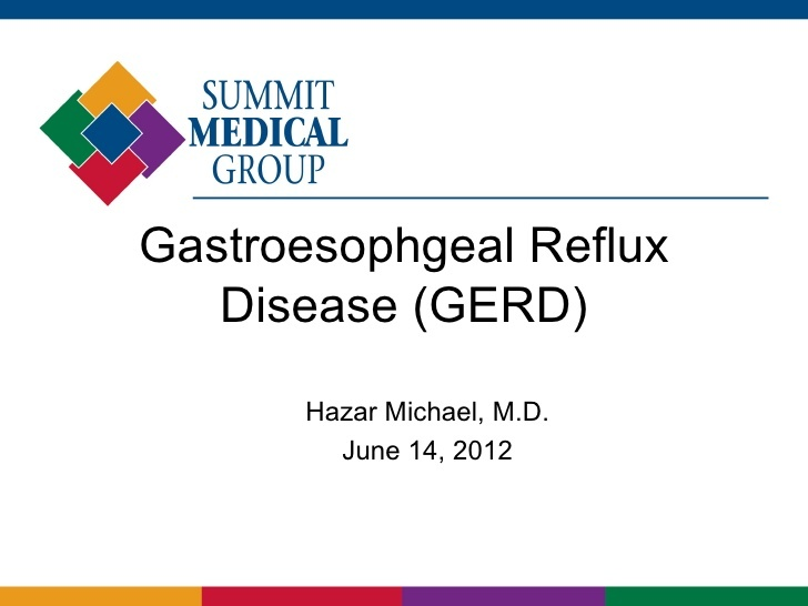 New Treatments for GERD and Barrett's Esophagus