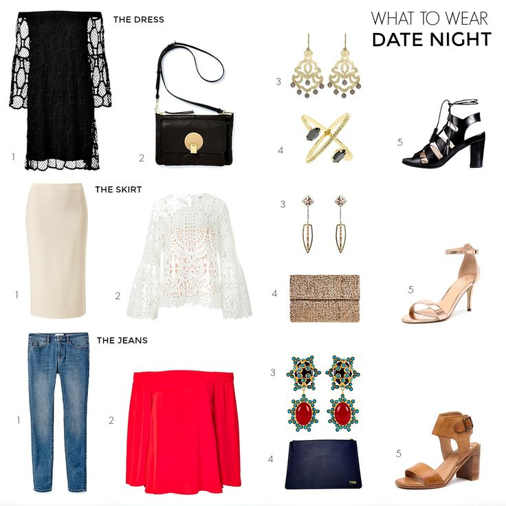 Planning a date night? These outfit ideas will last you long past Valentine's Day!