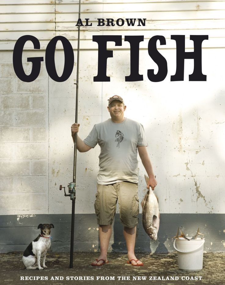 Teach a man to fish...... www.albrown.co.nz Image: www.recfish.co.nz