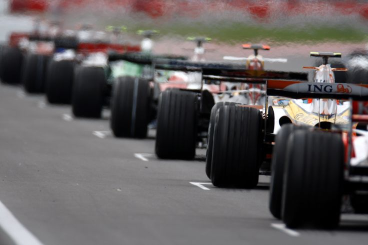 Canadian Grand Prix, Montreal, 2008, start
