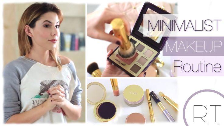 Getting Ready - (Minimalist Makeup)