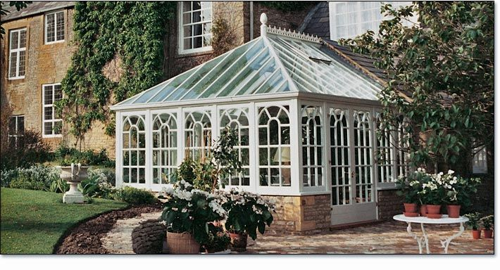 English conservatory english country house pinterest for Conservatories and garden rooms