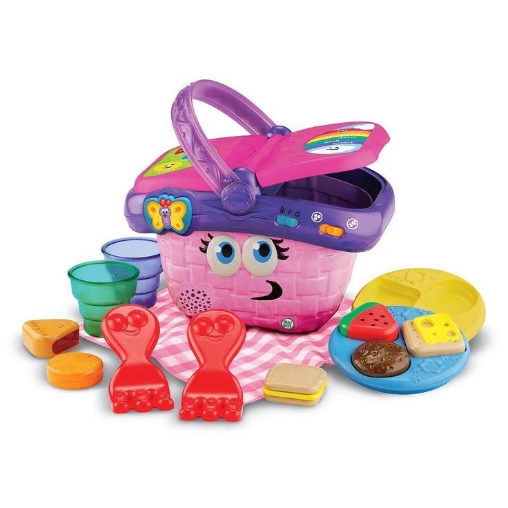 Toy Picnic Basket : Vtech picnic basket toys r us pinterest