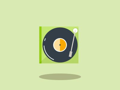 Techno #illustration #illustrazione #animation #gif