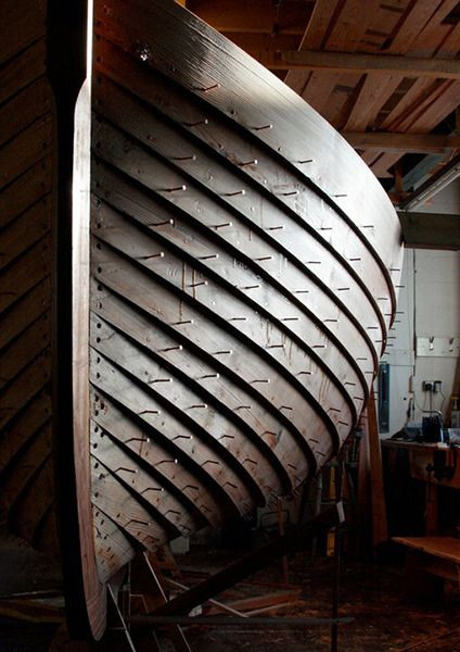 When you get a chance, take a few minutes to read this well done article with Boat Building Academy. A marriage of Tradition and Technology. More