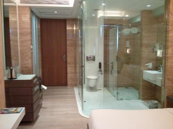 Bathroom Glass 63 best mumbai (india) hotel bathrooms images on pinterest | hotel