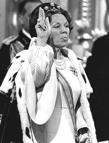 Kroning Koningin Beatrix