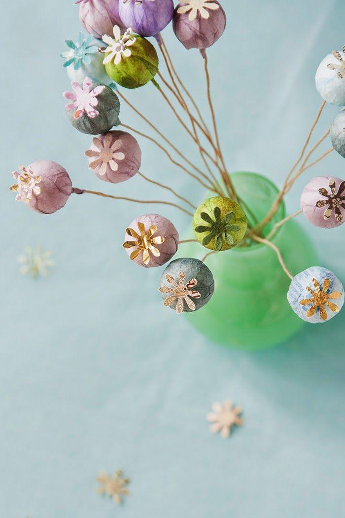 Christine Clemmensen: Poppies